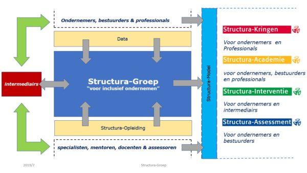 Structura-Model_Schematisch